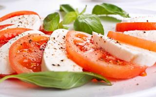 Mozzarella tomaat